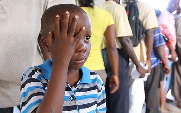Ralph from Haiti