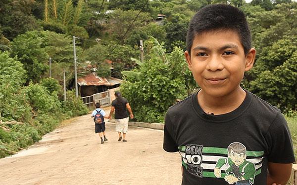 Luis from El Salvador