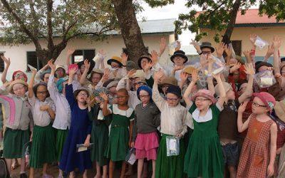 Albino Children in Africa