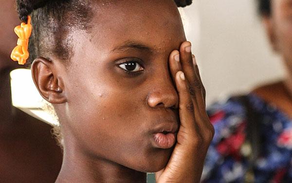 Making Optometry Part of Haiti's Future