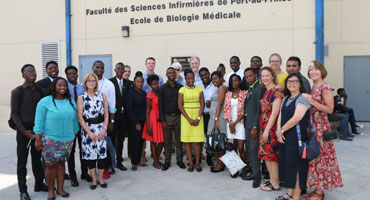 After 5 years of effort – Haiti story