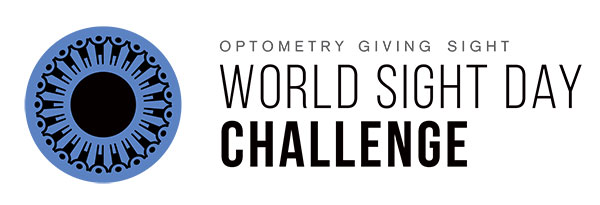 world sight day challenge logo